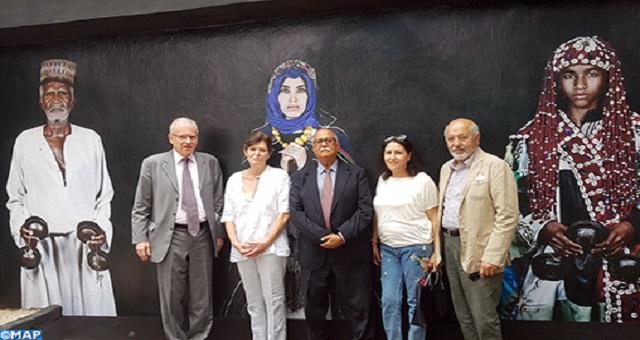 """Exposition """"Les Marocains"""": Hommage à La Havane à feue Leila Alaoui"""