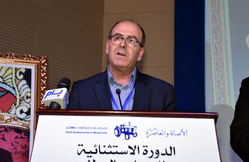 PAM: Le tribunal tranche en faveur de Hakim Benchamach