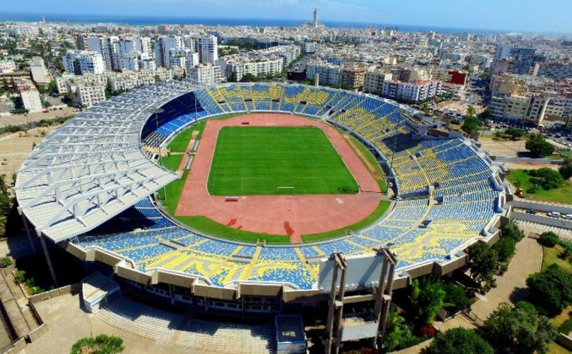 Officiel: Le complexe sportif Mohammed V à Casablanca ouvert dès dimanche prochain.