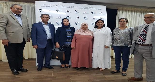 La présidente du CNDH reçoit des membres des familles des détenus du Hirak
