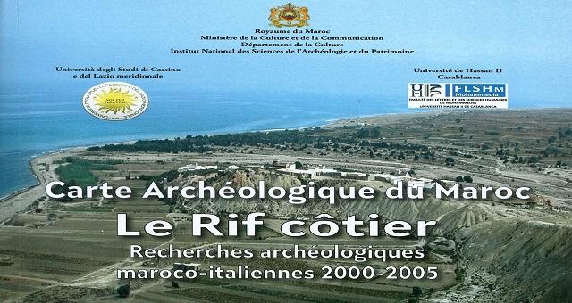 Parution du livre: « Le littoral du Rif: investigations archéologiques maroco-italiennes »
