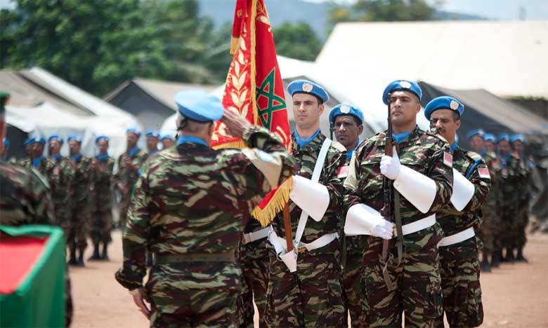Commémoration : Les forces armées Royale fêtent leur 63eanniversaire