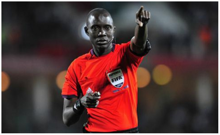 Finale de la LDC: le Gambien Bakary Gassama départagera le Wydad et l'Espérance