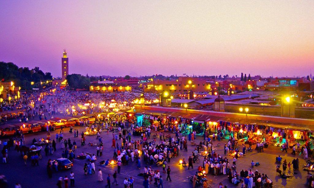 Marrakech indétrônable en tête des destinations touristiques au Maroc