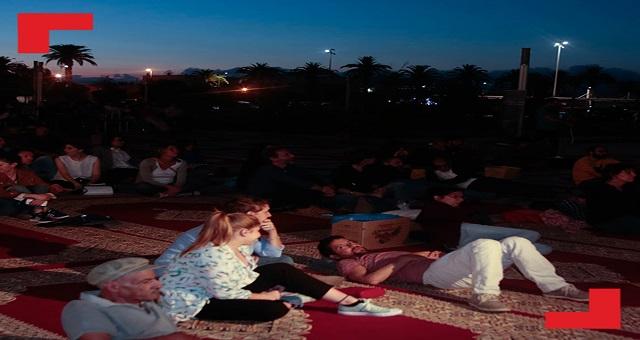 Nuit blanche du cinéma et des droits de l'Homme: Le droit au travail sous les projecteurs