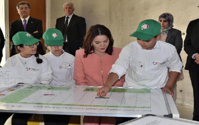 SAR la Princesse Lalla Hasnaa inaugure le Centre Hassan II de formation à l'environnement