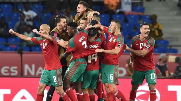 Le Maroc, 3ème équipe avec la moyenne d'âge la plus élevée à la CAN