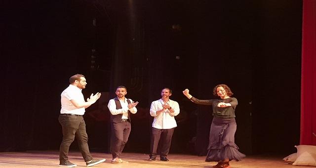 Rabat. Un spectacle de Flamenco pour célébrer la paix et le vivre ensemble