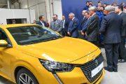 Le Roi Mohammed VI inaugure l'usine PSA Peugeot Citroën de Kénitra