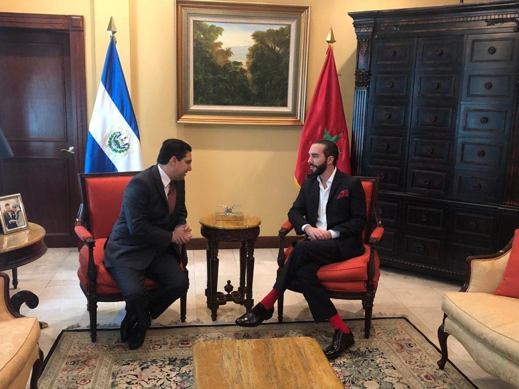 Officiel: La pseudo «rasd» perd le soutien du Salvador