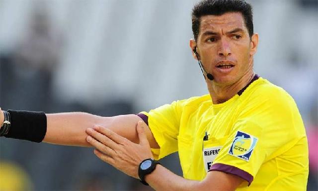 Annulation de la mesure de suspension contre l'arbitre égyptien du match WAC-EST