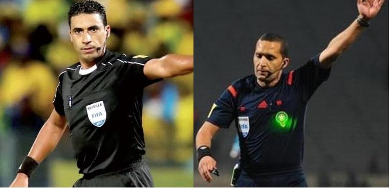 CAN 2019: L'arbitrage marocain représenté par deux arbitres centraux