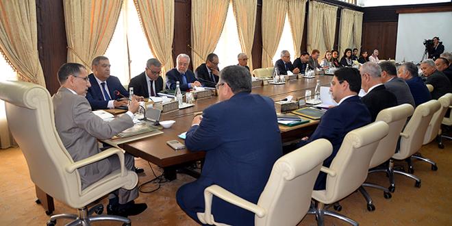 Réunion du conseil de gouvernement, vendredi, pour examiner le PLF2021 et les projets de décret l'accompagnant