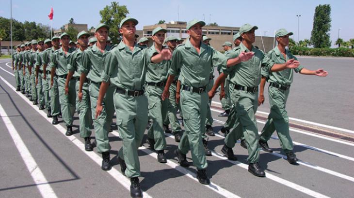 Service militaire: L'adhésion des jeunes dépasse les attentes