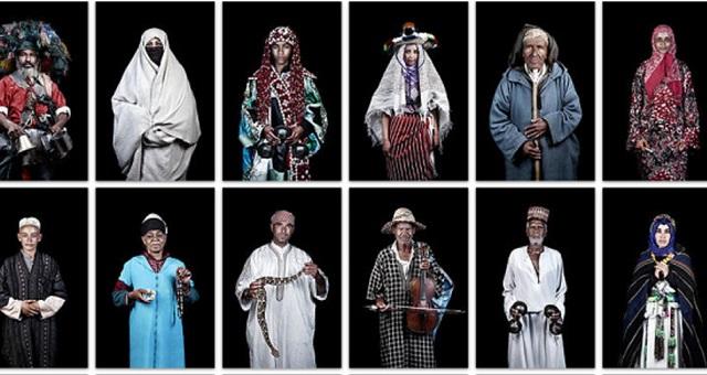 Exposition: «Les Marocains» de Leila Alaoui, s'invite à la Casa Arabe de Madrid