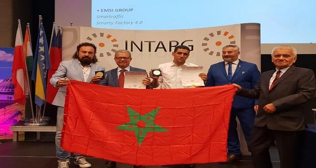 2 médailles d'or pour le Maroc auGrand Salon international des inventions de Pologne