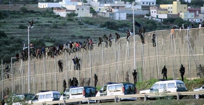 Afflux d'immigrés vers Sebta: Le Maroc donne sa version des faits