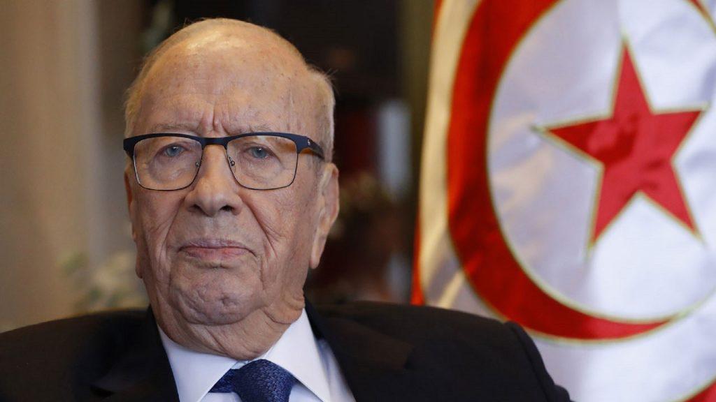 Tunisie: décès du président Béji Caïd Essebsi à l'âge de 92 ans