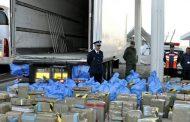 Tanger-Med : Saisie record de plus de 27 tonnes de Chira