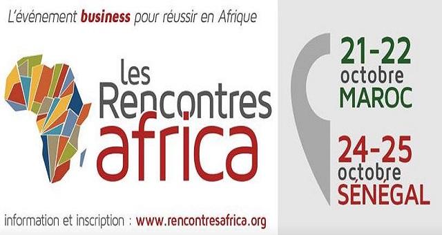 Skhirat accueille les Rencontres Africa les 21 et 22 octobre 2019