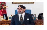 Message de condoléances de S.M le Roi à la famille de feu Hassan Mégri