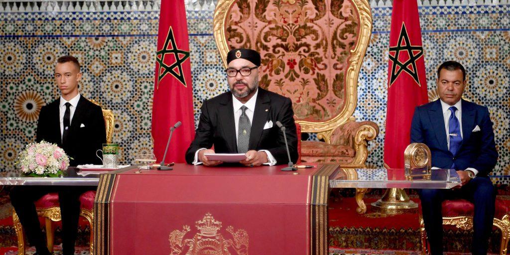 SM Le Roi Mohammed VI adresse un message à la nation
