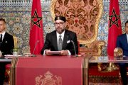 SM Le Roi Mohammed VI adresse un message à la nation