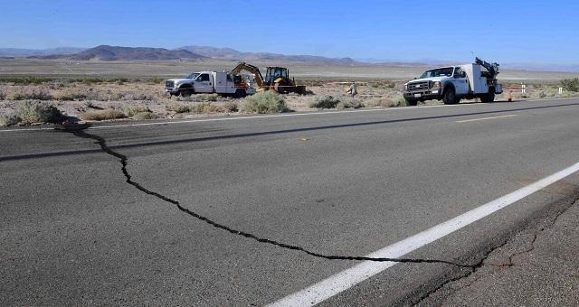 USA: La Californie secouée par un séisme de magnitude 7,1