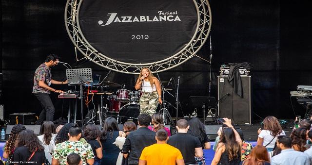 Clap de fin, en beauté, pour le festival Jazzablanca