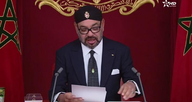 Le texte intégral du discours de S.M. le Roi à la Nation à l'occasion de la Fête du Trône