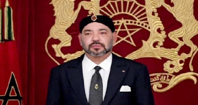 S.M. le Roi : «Le Maroc maintient son adhésion sincère au processus politique mené sous l'égide exclusive de l'ONU dans le règlement de la question du Sahara»