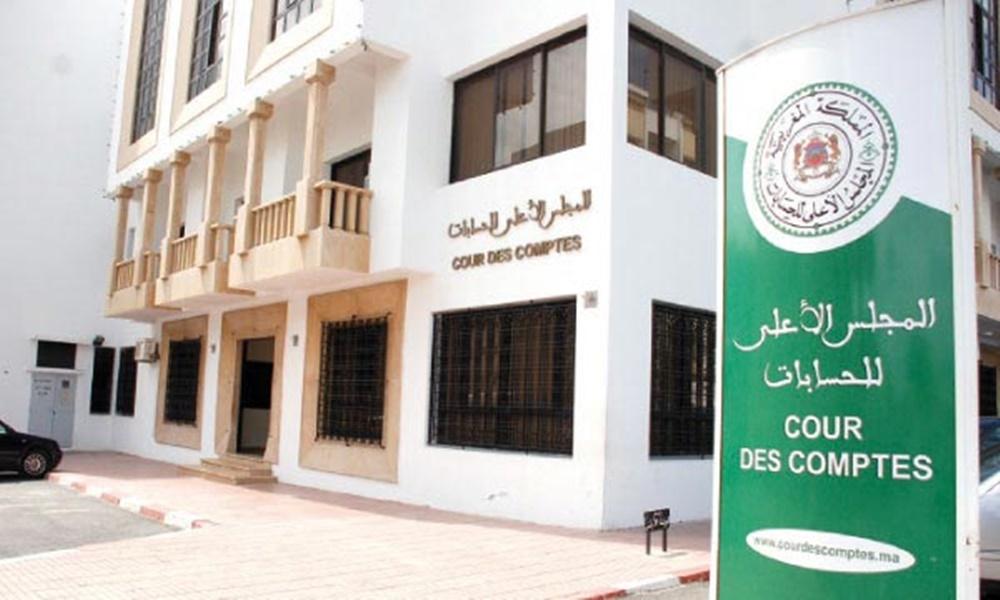 Rapport de la Cour des comptes: Deux régions concentrent 81,7% des recettes fiscales