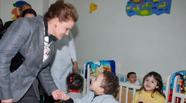 La Princesse Lalla Zineb préside l'Assemblée générale de la Ligue marocaine pour la protection de l'enfance