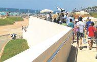 Rabat: Une unité médicale militaire mobilisée au niveau la nouvelle piscine municipale