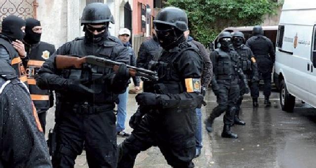 Cinq dangereux terroristes neutralisés à Tanger