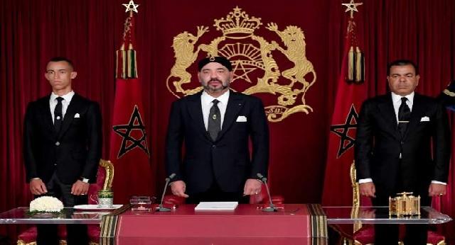 S.M. le Roi : « Notre ultime souhait est que le Maroc accède au club des nations avancées»