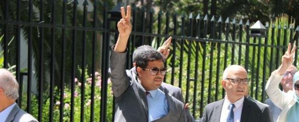Reprise du procès d'Abdelali Hamieddine: Les avocats de la défense demandent l'annulation des poursuites