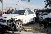 Accidents de la circulation: 30 morts et 1.615 blessés en périmètre urbain