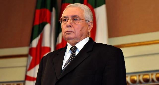 Message de condoléances de SM le Roi au chef de l'Etat algérien suite au décès de l'ex-président Abdelkader Bensalah