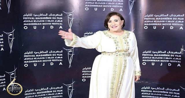 Amina Rachid est décédée à l'âge de 83 ans: Adieu l'artiste