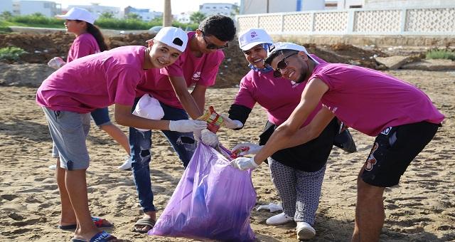 «Dir iddik»: Une main tendue pour rendre nos plages plus propres