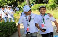 Casablanca accueille des enfants d'Al-Qods pour une colonie de vacances