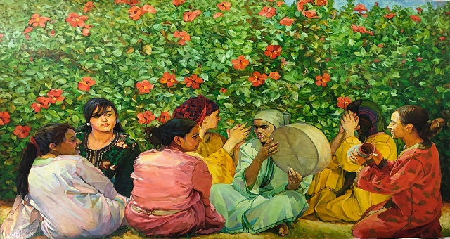 Exposition: « Art figuratif: L'éclat d'un retour », à Medina Art Gallery de Tanger