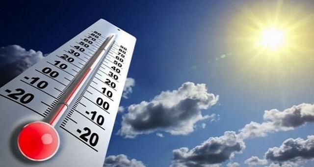 Alerte météo: Chaleur et averses orageuses pour le reste de la semaine