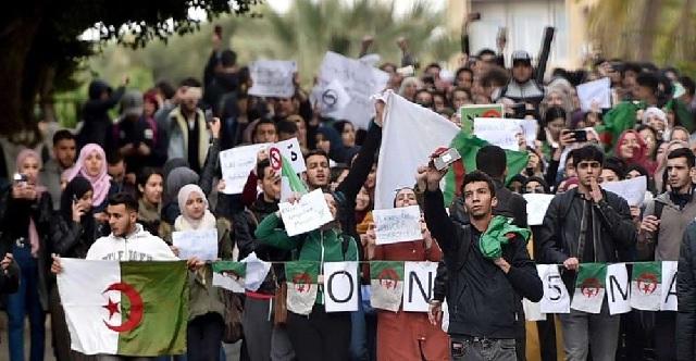 En Algérie, la mobilisation du mouvement de contestation demeure forte au 26e vendredi