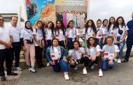 Des enfants maqdessis visitent des sites touristiques à Casablanca