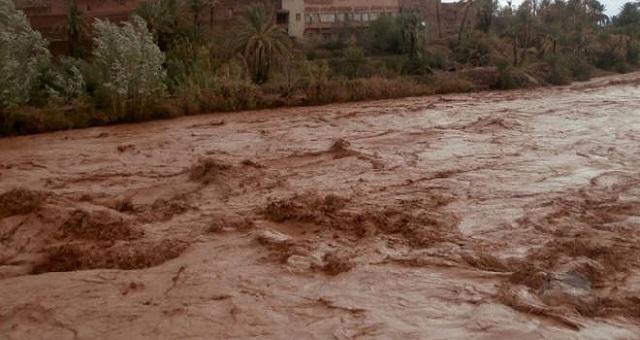 Taroudant : Des inondations auraient fait des morts et des disparus