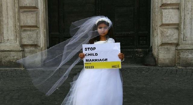 En Amérique, pays non-musulman, la plupart des Etats autorise toujours le mariage des mineures