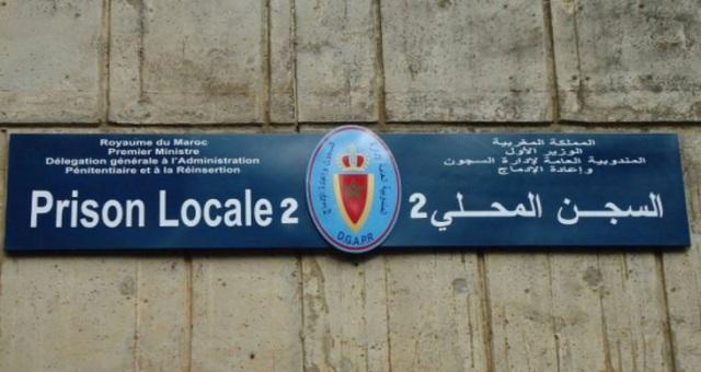 Détenus d'Al Hoceima, la mise au point de l'administration de la prison de Tanger 2