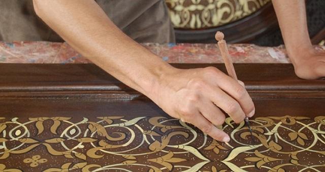Fenêtre sur les compétences du secteur de l'artisanat au Maroc